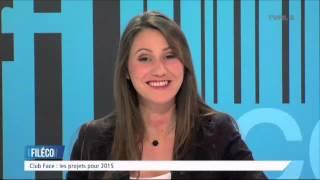 Fil Eco – Emission du jeudi 15 janvier 2015