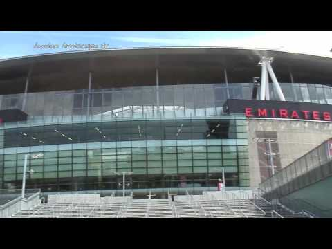Summer 2008 - 1:  Highbury and Arsenal (HD)