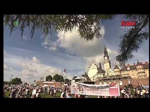 XXIII Pielgrzymka Rodziny Radia Maryja na Jasną Górę - Koncert ks. Pawła Szerlowskiego