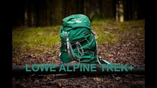 Lowe Alpine Trek Plus 45-55