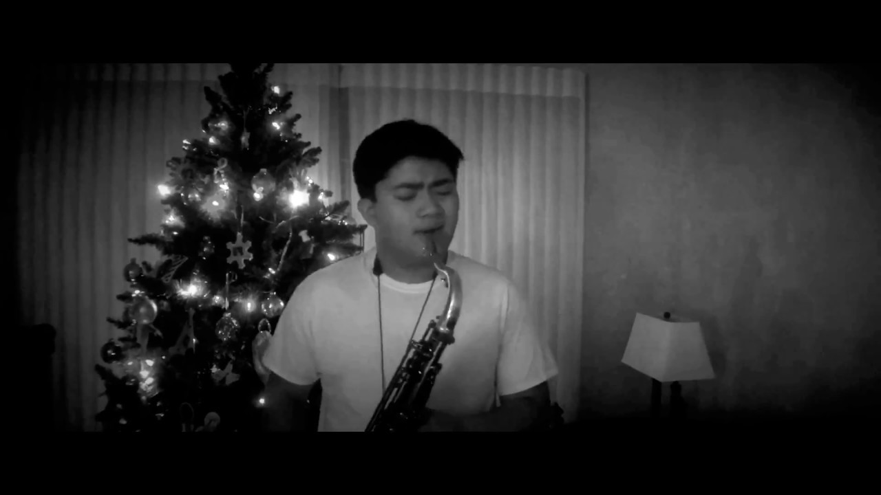 The Christmas Song (Nat King Cole) Tenor Sax Cover - YouTube