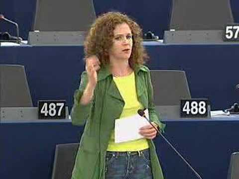 Sophie in 't Veld on Charter of Fundamental Rights