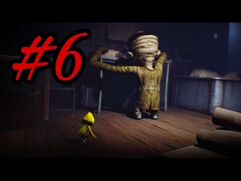 ||SMILESZ Playsz|PART 6||IS THIS THE END||LITTLE NIGHTMARES||NEW SERIES|@SMILESZINHD|FINISHED!!!!!!
