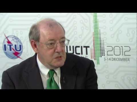ITU INTERVIEW @ WCIT - 12: Dr. Bob Horton, Consultant, Dept. of Broadband, Comms. & Digital Economy