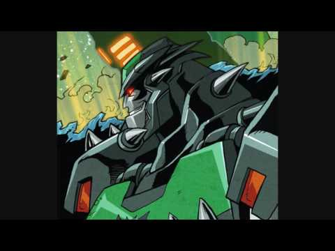 Transformers Ascension - Lockdown  [Demo/Blooper Reel]