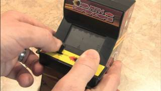 Game | Classic Game Room ARCADE MACHINE MONEY BOX review | Classic Game Room ARCADE MACHINE MONEY BOX review