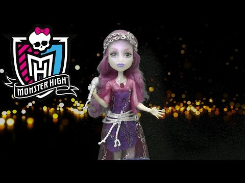 Monster High Welcome to Monster High Ari Hauntington Doll from Mattel