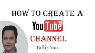 How To Create  YouTube Channel For Business - Prsonal - Company- Hindi/Urdu(You Tube is The biggest platform of sharing Ideas. YouTube is Also Helps for making Money Online, by uploading Video on YouTube. But First You need To ..., 2014-09-21T22:53:18.000Z)