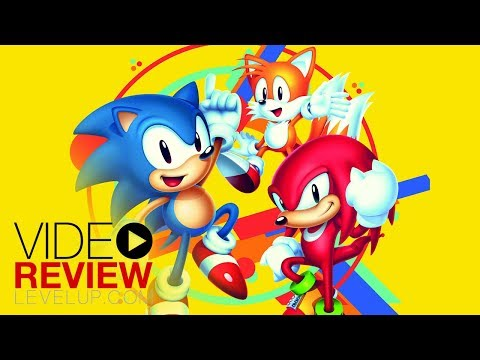 Sonic Mania: VIDEO RESEÑA