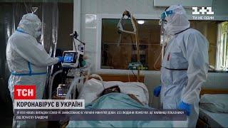 Коронавірус в Україні за минулу добу від ускладнень померли 433 людини