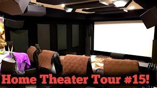 THE RAFCAVE EXPERIENCE - 4K / Dolby Atmos / DTS:X - Home Theater Tour #15!