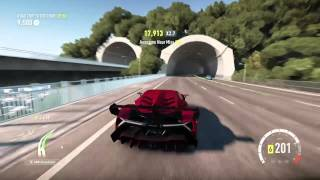 FORZA HORIZON 2 HIGHWAY SPEED DEMON 200mph+