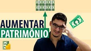 COMO CONSTRUIR PATRIMÔNIO PARA VIVER DE RENDA
