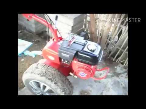 Мотоблок Салют-100 после 4 лет эксплуатации