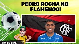 Pedro Rocha no Mengão!