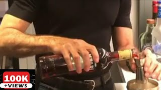 Stanley Tucci - How To make Negroni