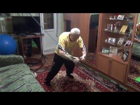 Упражнения Бубновского в квартире
