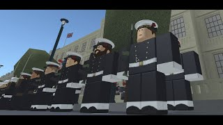 ROBLOX-UK British forze armate - Remembrance Day Service