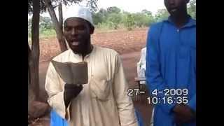Daru Salam Ilorin Sheikh Hassan Zaruq - Part 1