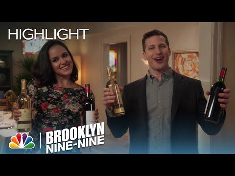 Amy & Jake Get Their Parents Wasted | Season 5 Ep. 7 | BROOKLYN NINE-NINE