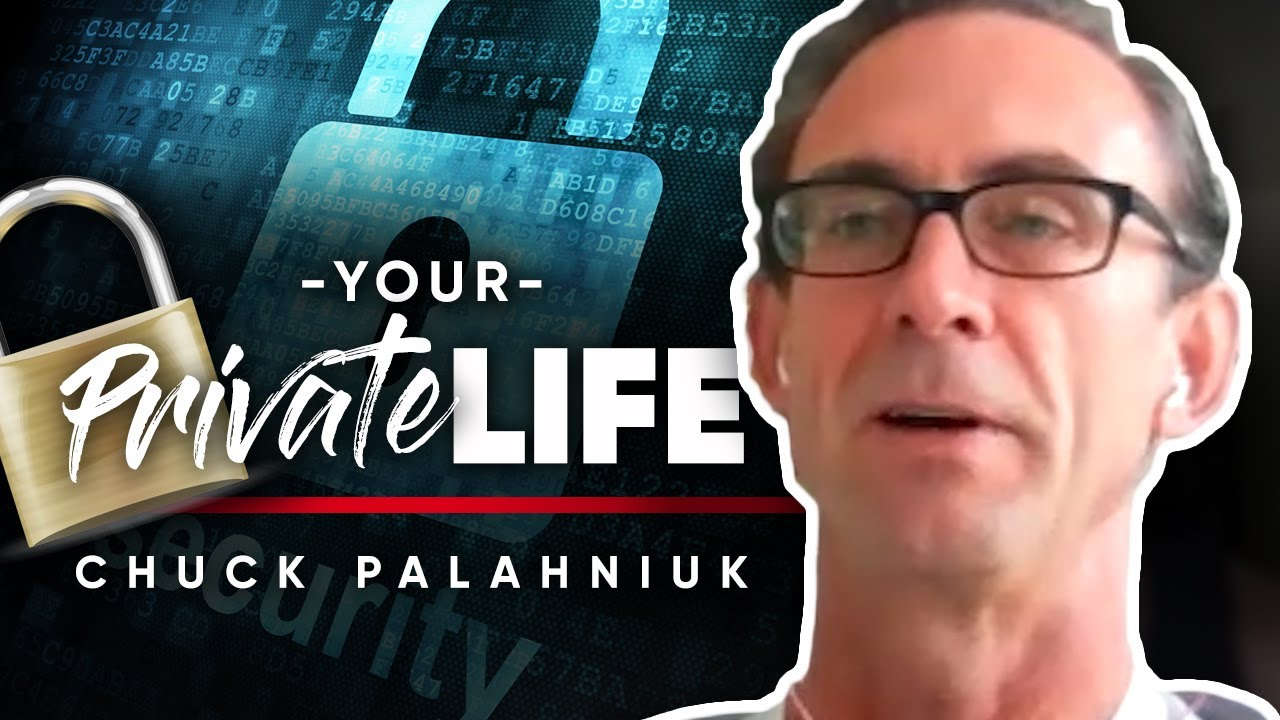 PRIVATE LIFE 🔒: Why People Don't Want To Know Anything About Your Private Life - Chuck Palahniuk