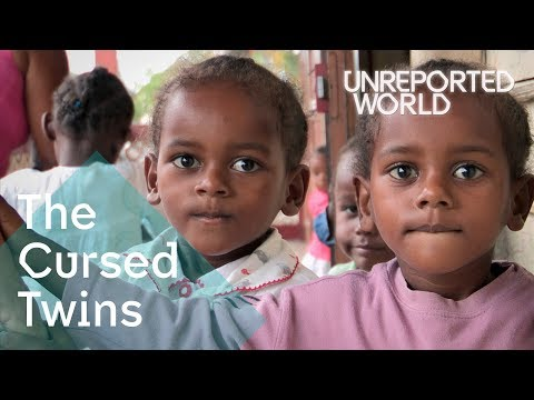 Abandoned at birth: the cursed twins of Madagascar | Unreported World