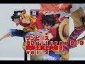 ワンピース 造形王頂上決戦6 vol.3 ルフィを開封っ!期待通りのカッコよさ、ドフラ…