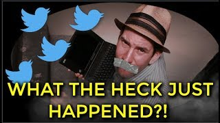 "What The Hell Happened To Matt Drudge?! I've Got Answers! As Twitter Signs Its ""Kill-Switc"