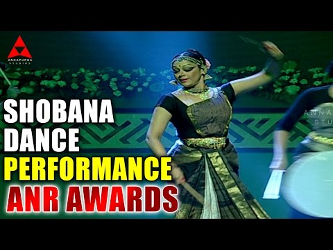 Shobana Dance Performance at ANR Awards