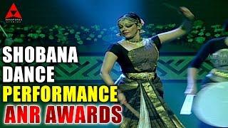 Shobana Dance Performance at ANR Awards