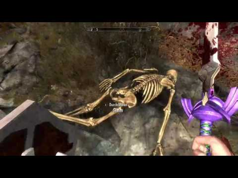 Lets Play ☆ The Legend of Skyrim:Crisis Core (Skyrim mit Mods)#6 ☆