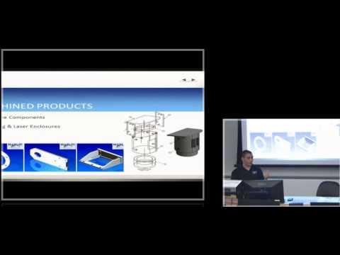 Lead Marlin Steel Engineer Tony Witt Presents Why Marlin is Growing