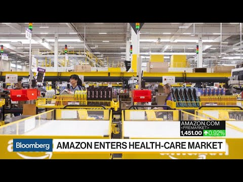 Wall Street Reaction to Amazon Health Venture is Overstated