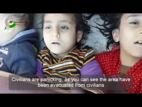 - #Syria +18 : Images for the Chemical Attack in Idleb 04/04/2017 :