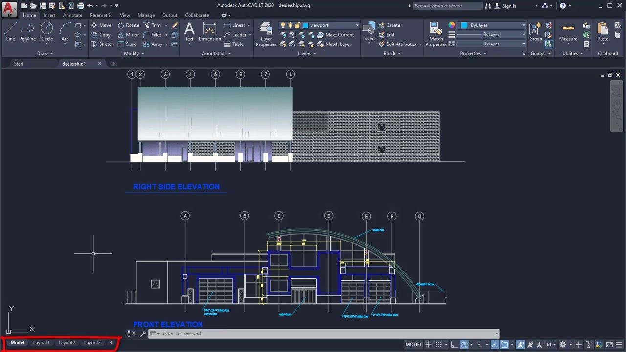 Autodesk AutoCAD LT 2020 (x64) Incl Crack | Board4All