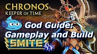 Smite God Guide: Chronos Gameplay and Build
