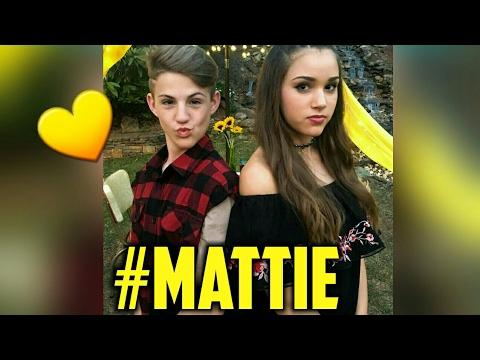 MattyB & Gracie = Mattie💛