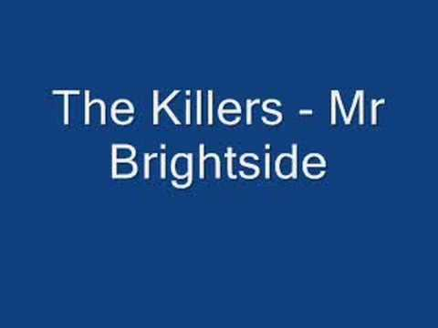 The Killers - Mr Brightside (LYRICS)