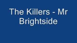 Repeat youtube video The Killers - Mr Brightside (LYRICS)