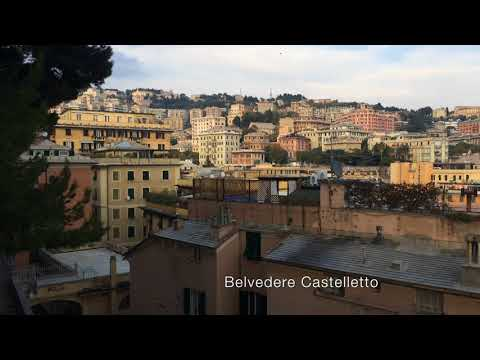 Travel vlog: Genoa (Genova)   Italy Trip 2017 🇮🇹