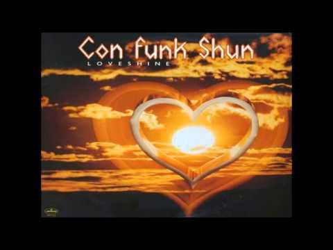 Con Funk Shun ~ I Think I Found The Answer (1978)