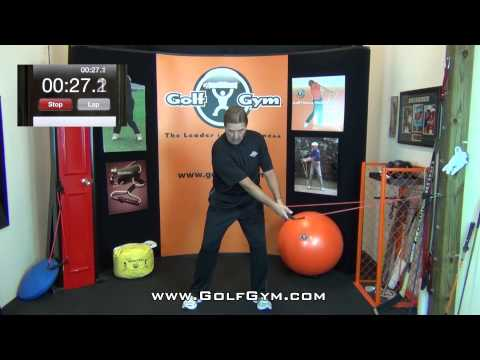 Golf Fitness – GolfGym 3 Minute Workout Challenge Day 11