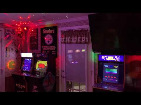 Arcade1up. A quick tour of my Barcade so far. from DoggyDog420