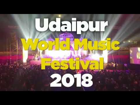 Udaipur World Music Festival 2018