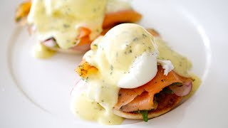 Eggs Benedict and Lox | Byron Talbott