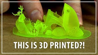 Preview of the Peopoly Moai SLA Resin 3D Printer at Matterhackers