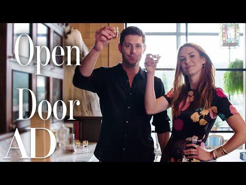 Inside Jensen and Danneel Ackles&39; Home  Open Door  Architectural Digest
