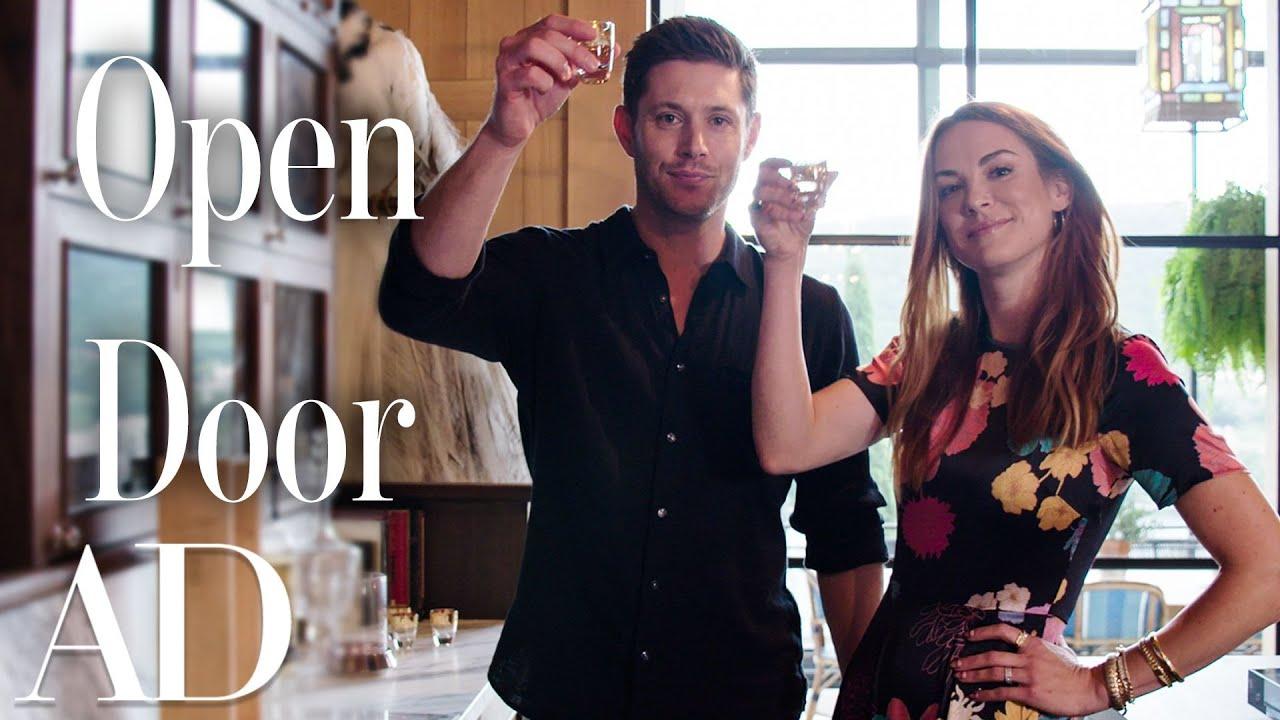 Download Inside Jensen and Danneel Ackles' Home | Open Door | Architectural Digest