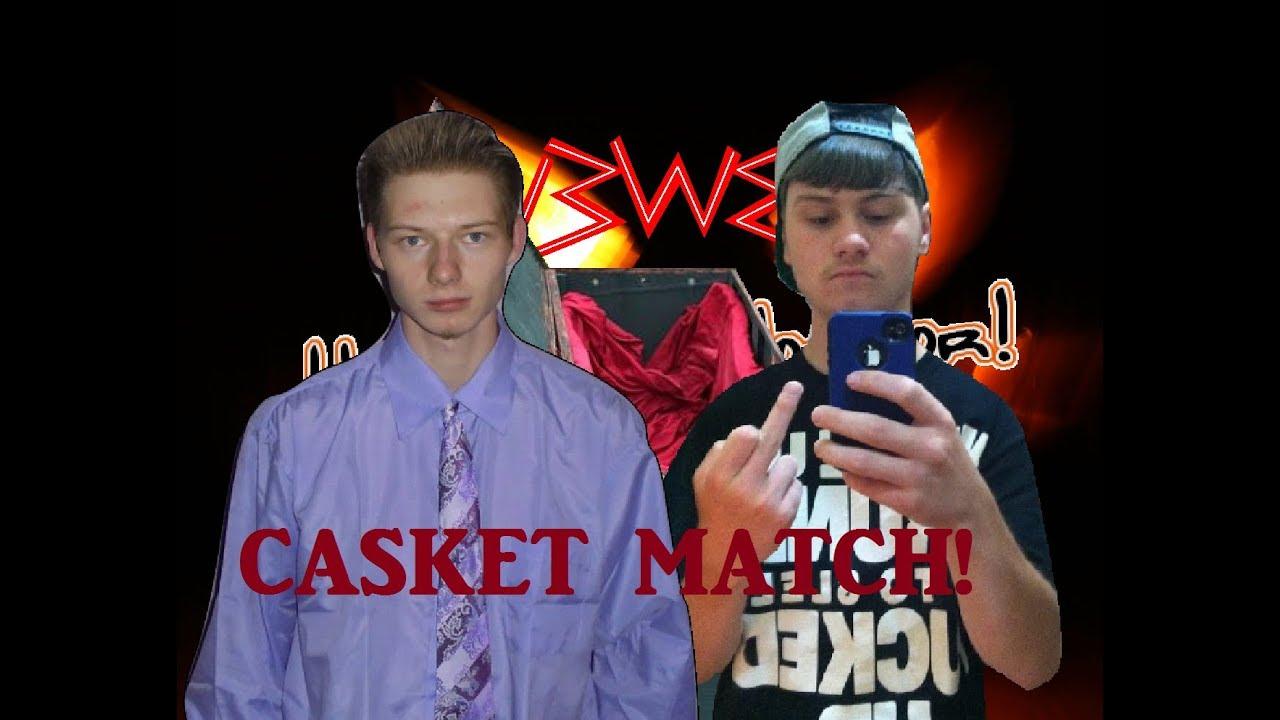 bwe halloween horror 6 casket match backyard wrestling youtube