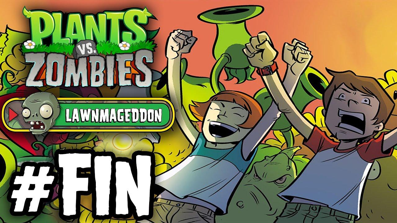 Plants vs. Zombies: Lawnmageddon | ¡Final Epico! | Review/Análisis #6 (Final)
